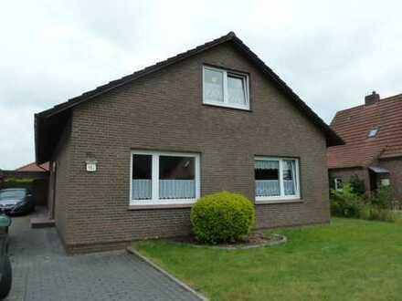 Einfamilienhaus mit kleinem Grundstück in Friedeburg (Ostfriesland)