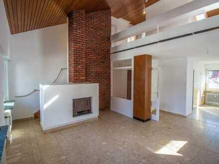 Zentrumsnahe Maisonette - Wohnung in ruhiger Wohnlage