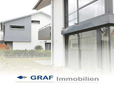 Moderne Whg. mit 2+1 Zimmer und überdachter Terrasse in Gerlingen