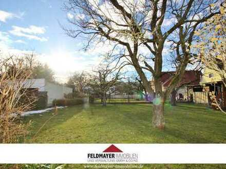 Baugrundstück in ruhiger, zentraler Wohnlage in Lechhausen!