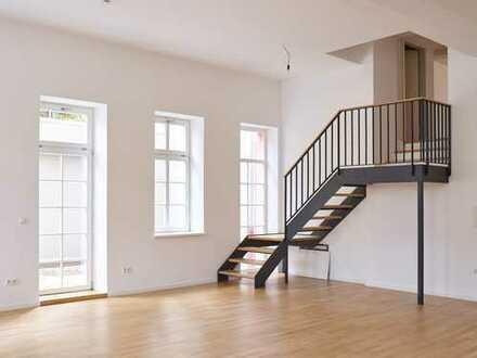 Noch 1 Loft verfügbar # EG-Hochparterre # Innenhof zur Alleinnutzung # wertige Ausstattung