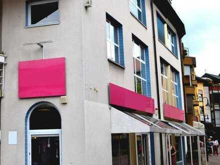 Ladengeschäft auf 2 Etagen in der Fußgängerzone von Bensheim