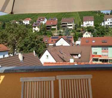 Exklusive, neuwertige 4-Zimmer-Terrassenwohnung und Einbauküche in Stuttgart