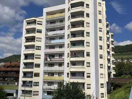 Gepflegte 3,5 Zi, Wohnung mit sonniger Loggia (barrierefrei)
