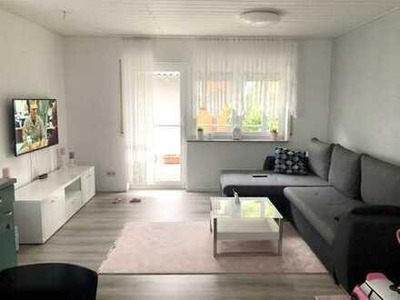 Schicke Maissonette-Wohnung mit Terrasse