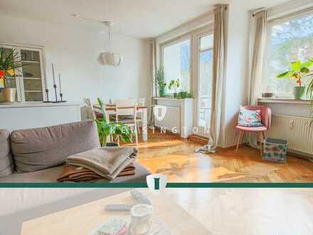 Modernisierte und lichtdurchflutete 3-Zimmer Wohnung im Herzen von Schwachhausen