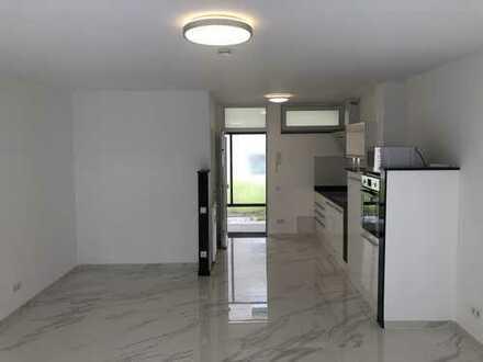 Erstbezug nach Sanierung: 2 exklusive 1-Zimmer-Appartement mit Einbauküche in Karlsruhe