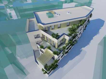 """Wohnung """"Lotus"""" 119 m² Das wunderbare Platzwunder mit überdachter Terrasse"""