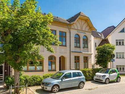 Villa Linquenda - 2-Zimmer-DG in ruhiger und doch zentraler Lage von Ahlbeck