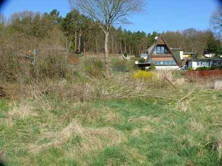 Traumhaft gelegenes Baugrundstück mit Hanglage im Ostseebad Ahlbeck.