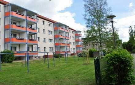 3 Raum - Wohnung mit Balkon und 200 MB DSL