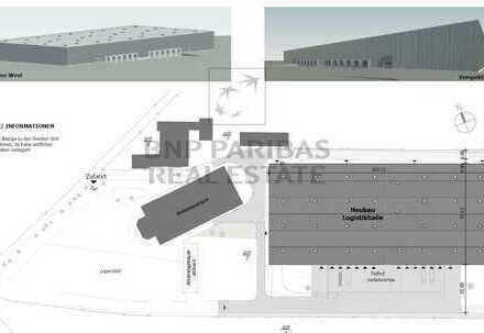 Innerstädtisches Logistikzentrum am Südring