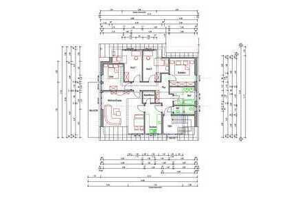 Großzügige 5,5 Zimmer Wohnung in einem Mehrfamilienhaus (3Parteien)