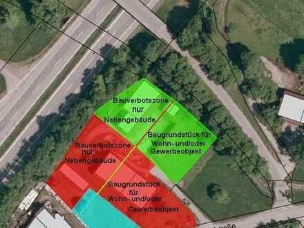 Großweil OT Zell: Baugrundstücke für gemischte Nutzung