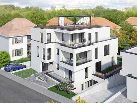Exklusive 4-Zimmer-Neubauwohnung in Heidelberg-Handschuhsheim - Erstbezug