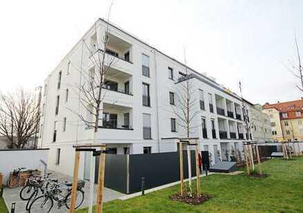 Traumhafte PH-Wohnung mit 2 Dachterrassen und Domblick am Altstadtrand! Neubau!