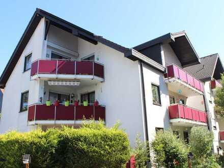 Sonnige Wohnung in ruhiger Lage von Grünstadt