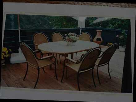 4 Zimmer- Wohnung mit großer Terrasse mit besonderem Flair nach Scheunenumbau