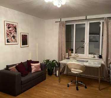 Stilvolle, modernisierte 2-Zimmer-Wohnung mit gehobener Innenausstattung in Frankfurt