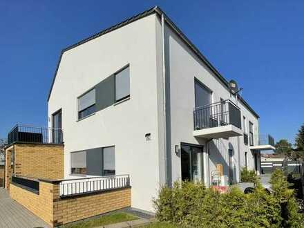 TOP Kapitalanlage! Vermietete 5 R. Maisonette ETW ca. 145m² mit Terrasse, Stellplatz und Garten