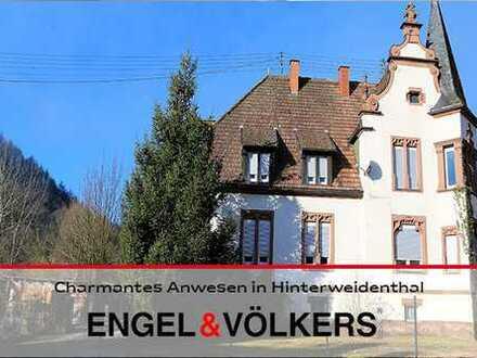 Charmantes Anwesen in Hinterweidenthal