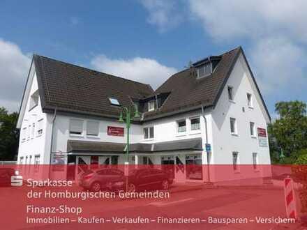 Gut geschnittene Eigentumswohnung im Zentrum von Nümbrecht!