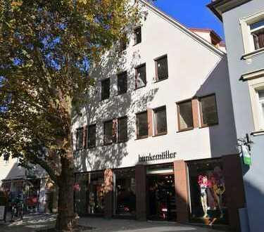 Stilvoll sanierte 3-Zimmer Wohnung mit großzügigem Balkon im Herzen Schwabachs
