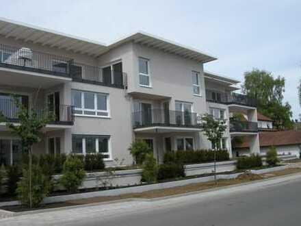 Sonnige, ruhig gelegene 2-Zimmer-Wohnung mit Balkon in Zimmern ob Rottweil