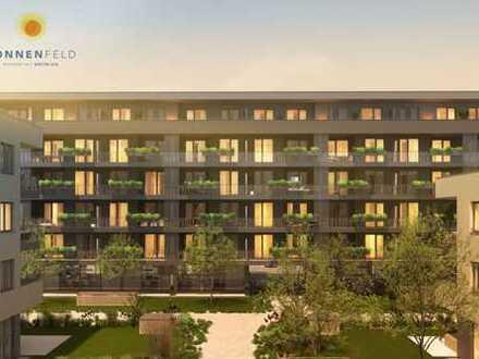 Wohnpark Sonnenfeld, 2-Zimmer, Wohnung 43