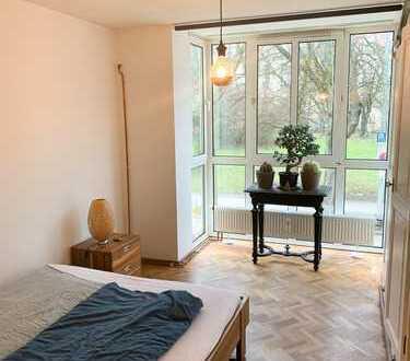 Schöne 2-Zimmer-Wohnung mit Balkon und EBK in Sendling, München