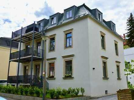 Großzügige Familienwohnung in toller Lage mit Balkon