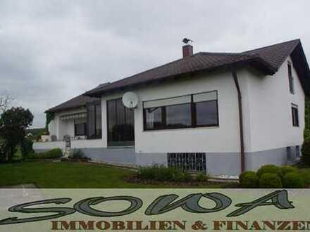 Einfamilienhaus mit unverbauter Abendsonne - großzügiger Garten, Stadtnahe in Neuburg - Ried - Ih...