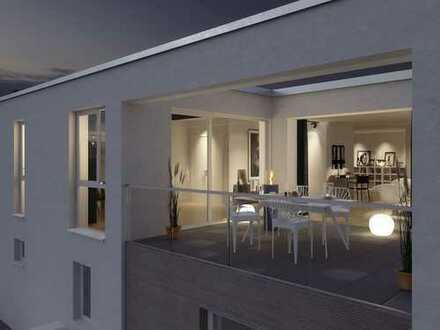 Nicht mehr wegzudenken: 2 Zimmer, Schlafzimmer mit Ankleide und Tageslichtbad en Suite, Loggia
