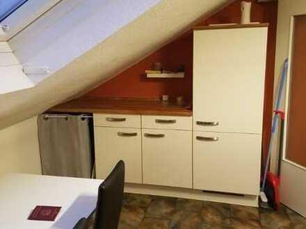 Gemütliche Dachgeschosswohnung für max. 2 Personen