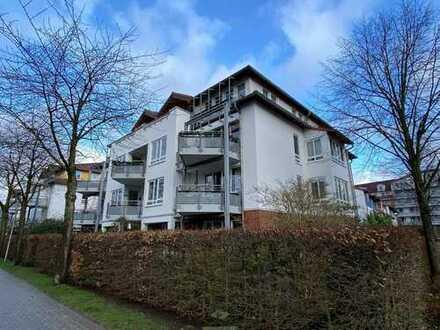 Sanierte Drei-Zimmer Wohnung in ruhiger Lage Findorffs