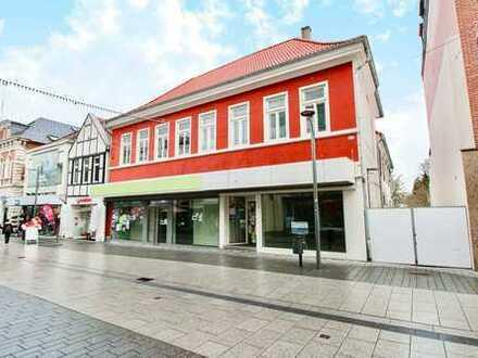 Gewerbeobjekt mit 3 Einheiten in der zentralen Einkaufsstraße von Delmenhorst
