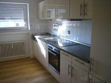 Gepflegte 3,5-Zimmer-Wohnung mit Balkon und Einbauküche in Vaihingen