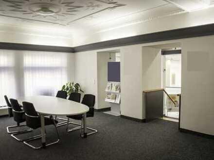 Außergewöhnliche und hochwertige Büroräume mitten in der Bad Aiblinger Innenstadt!