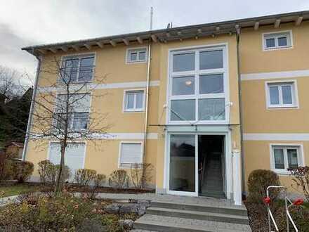 Neuwertige 2-Zimmer-Wohnung mitTerrasse und Garten in Wasserburg am Inn