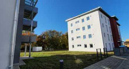 ...Erstbezug - Erdgeschoss-Wohnung mit Garten und 12m² überdachter Terrasse ...