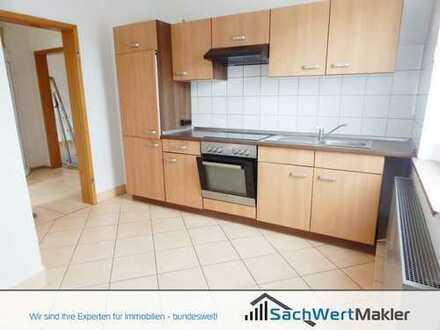 SachWertMakler - Helle Wohnung mit Einbauküche, Wintergarten und Balkon