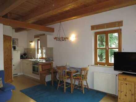 Gepflegte 1-Zimmer-Wohnung mit Einbauküche in Trudering, München