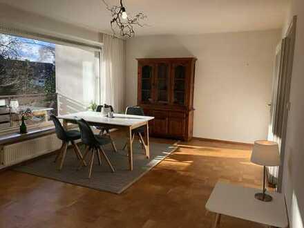 Gepflegte und möblierte 2-Zimmer-Wohnung mit Balkon und Einbauküche in Calw (Kreis)
