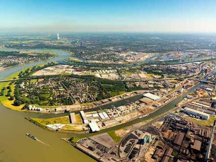 14.780 m² Industriegrundstück am Parallelhafen
