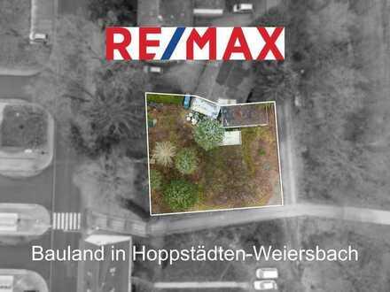 Baugrund in der Saarstraße 18a in Hoppstädten-Weiersbach