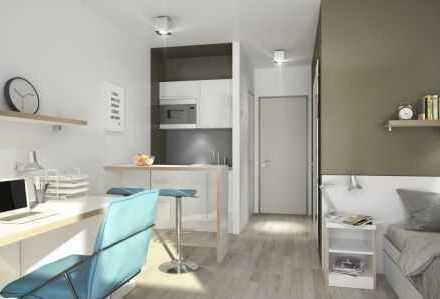 Möbliertes Premium Appartement mit Highlights im modernen Berlin-Adlershof