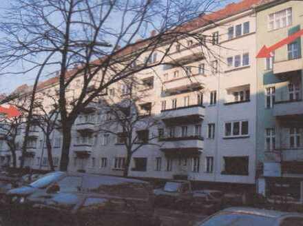 2,5 Zimmer, mit Garage im Hof, Wilmersdorf