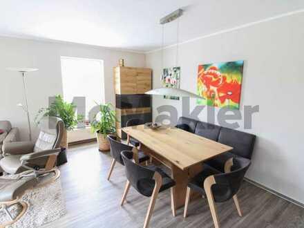Moderne 4-Zimmer-Etagenwohnung in attraktiver Kleinstadtlage in Müncheberg unweit Berlins