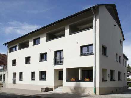 Provisionsfrei: 3-Zimmerwohnung im ehemaligen Hotel Vorspessart, saniert, neu umgebaut, Erstbezug