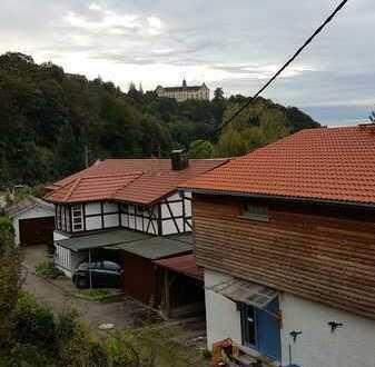 Attraktive 2-1/2 Zimmer-DG-Wohnung mit Balkon in Heiligenberg/Steigen